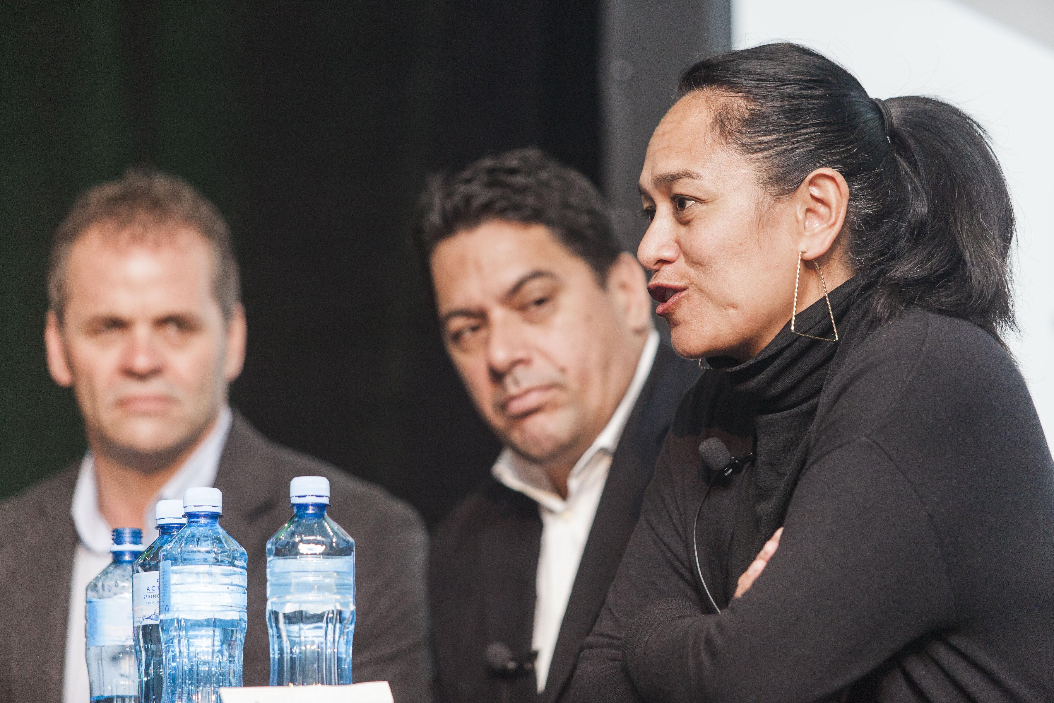 Dr Rangimarie Hunia, at Matariki X 11 June 2016