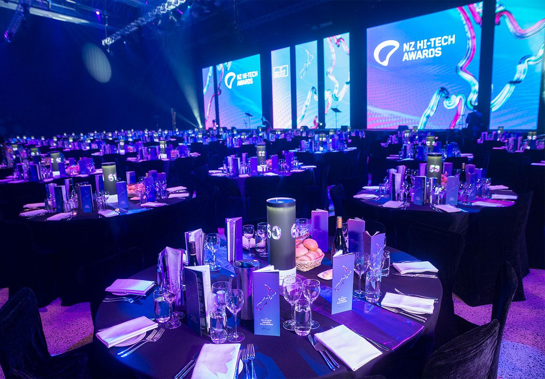 New Zealand Hi-Tech Awards 2018 | Callaghan Innovation
