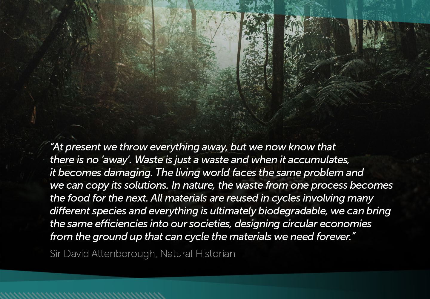 New waste to value report quote