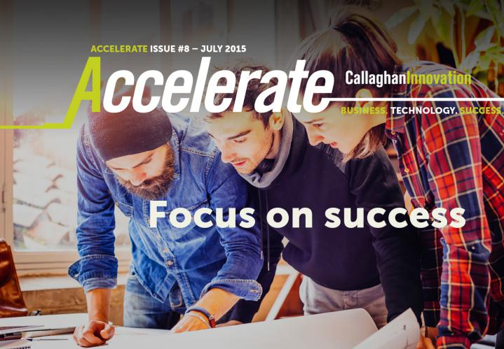 Accelerate July 2015