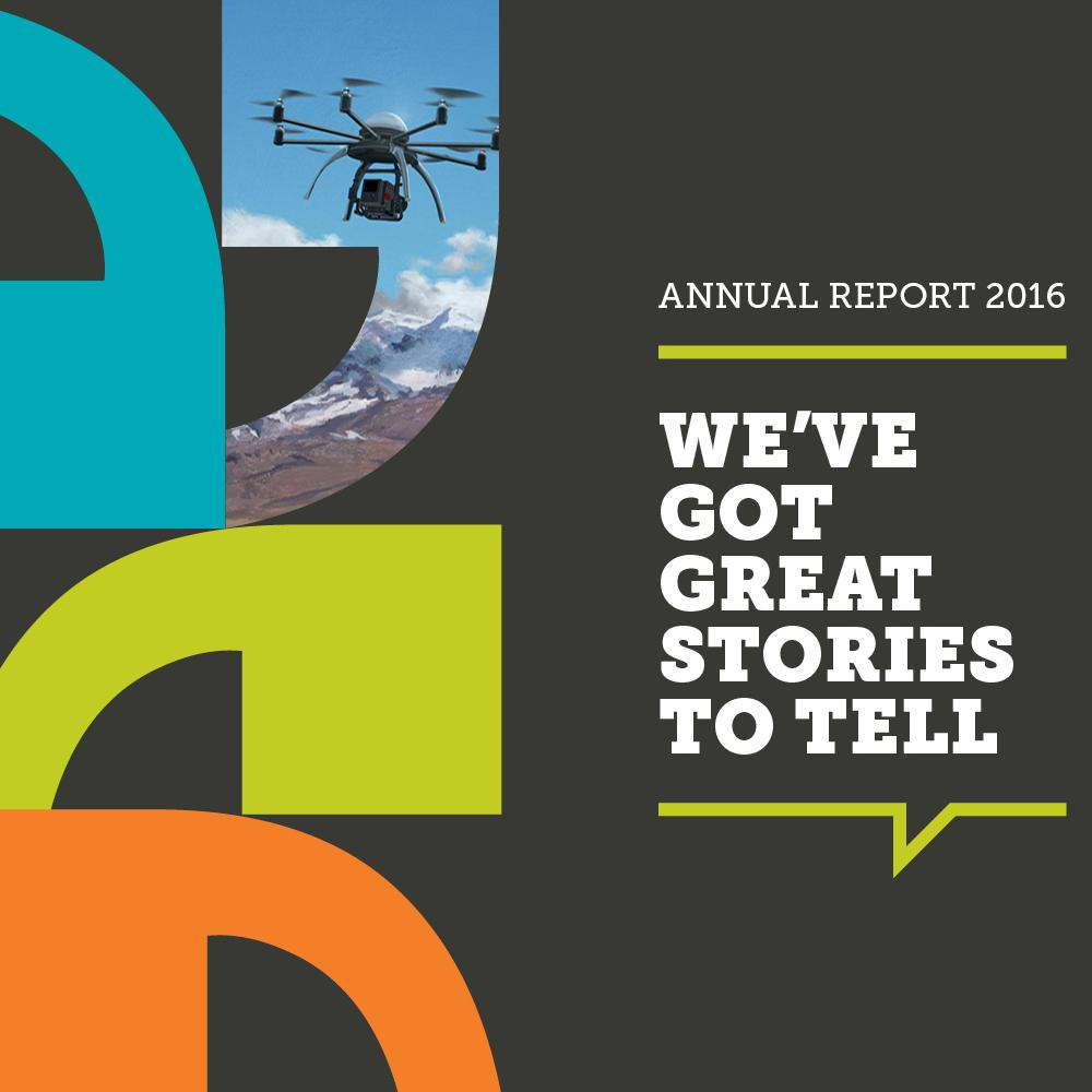 annual report covers